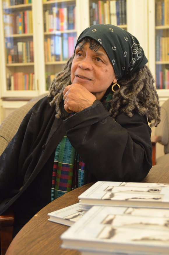 Famed poet Sonia Sanchez is best known for making her mark and pioneering the Black Arts Movement.