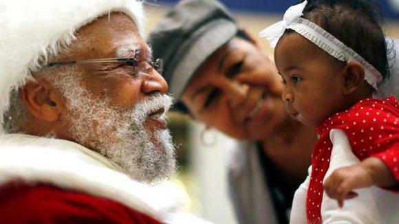 """Santa with Soul"" is bringing his magical cheer to the Black History Museum and Cultural Center of Virginia this weekend."
