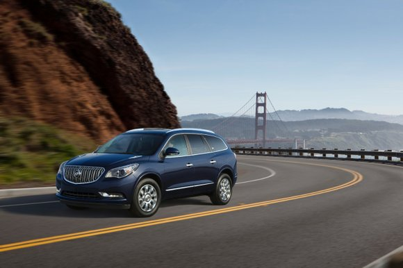 Enclave continue to outsell rivals including Lincoln MKT, Volvo XC90 and Infiniti QX60 with its state-of the-art features, capability and ...