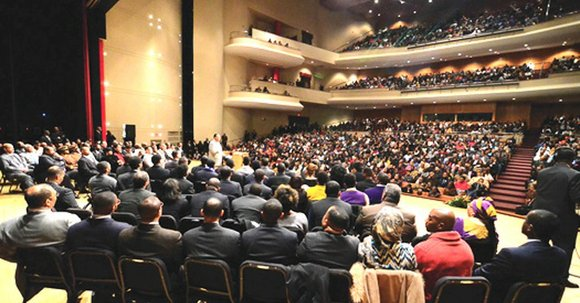 After a 29-year absence from appearing at Morgan State University, the Honorable Minister Louis Farrakhan returned to the campus Nov. ...