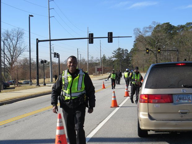 DeKalb Police on  Dec. 10 conducted increased patrols on Rainbow Drive and other sites around the county.