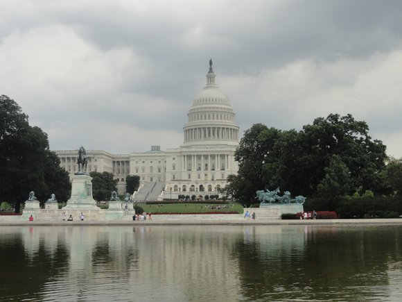 Monday, the U.S. Senate voted on a deal to end the government shutdown.