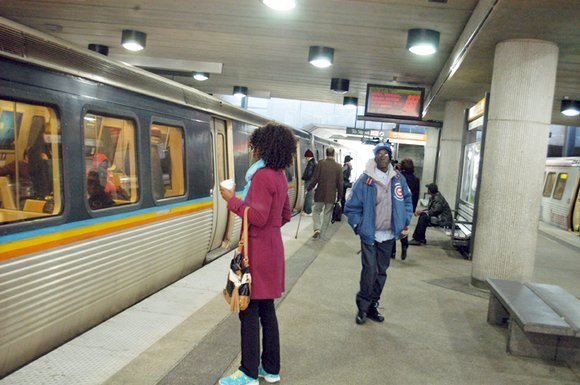 MARTA is moving aggressively to roll out the first bus service and paratransit service in Clayton County in March 2015 ...
