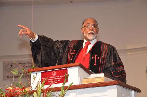Dr. L. LaSimba Gray Jr.