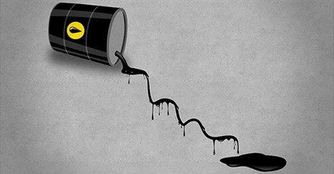 The world has too much oil production at the moment, and it has caused crude oil prices to meltdown from ...