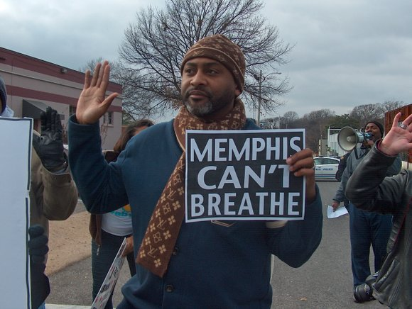 Coalition of grassroots organizations, community groups and Memphis residents is on a mission to confront structural and institutional racism.