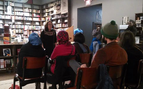 On November 22, Red Emma's Bookstore and Coffehouse presented the Mother Poetry Vibe hosted by Ken Brown also known by ...