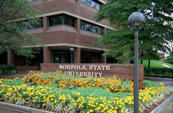 Norfolk State University is one step away from losing its accreditation.