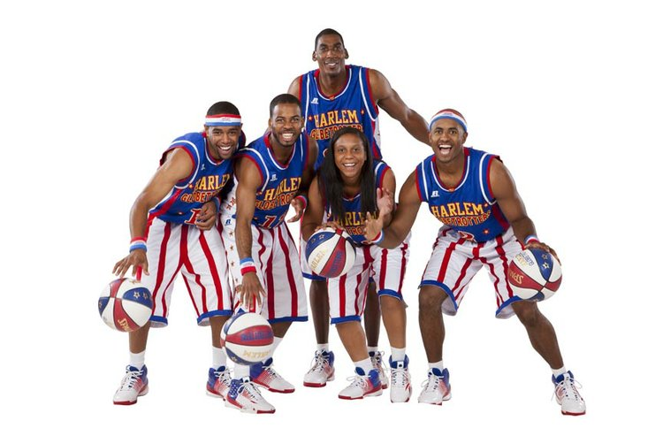 How many per year do the Harlem Globetrotters play ...