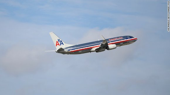 The aircraft has landed safely, an American Airlines telephone operator in Japan told CNN. The operator said they don't have ...