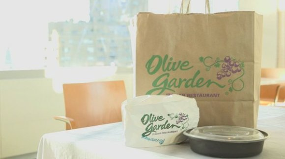 Darden Restaurants, the parent company of Olive Garden, reported solid earnings and sales Friday. The stock rose 4% to an ...