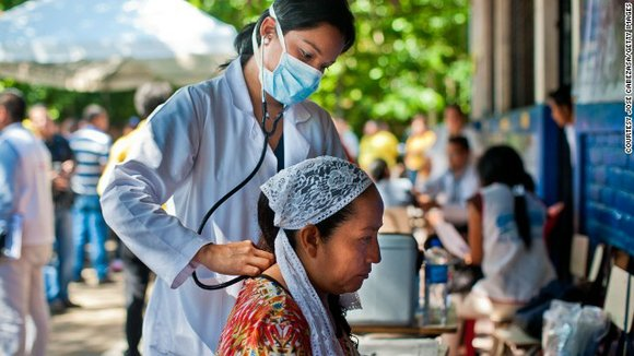 All countries in Central America have now reported local transmission of Chikungunya [pronounced chik-un-GOON-ya], and the United States had 11 ...