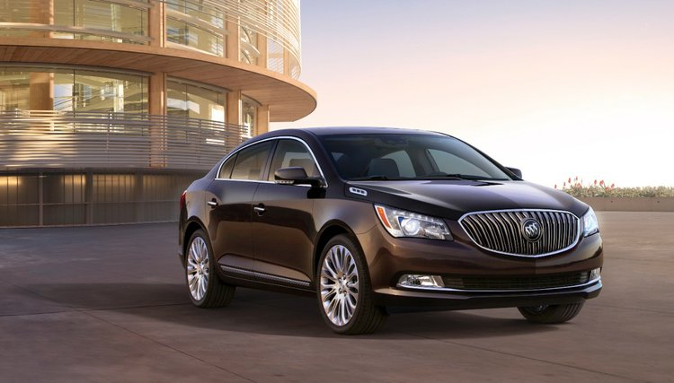 All Those Times Buick Lacrosse Made A Cameo In Film And You Kind Of
