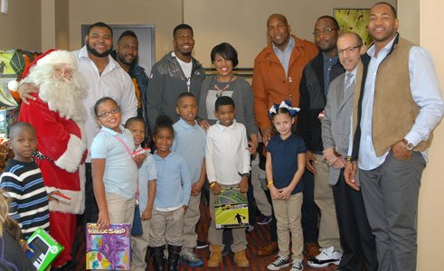 On Monday, December 15, 2014, Mayor Stephanie Rawlings-Blake was joined by Baltimore City Public Schools CEO Dr. Gregory Thornton and ...