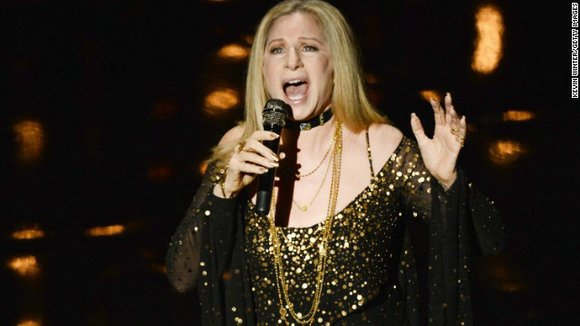 Here is a look at the life of singer and actress Barbra Streisand