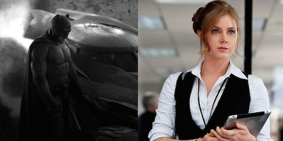 Amy Adams, who is reprising her Man of Steel role as the fiery Daily Planet reporter, confirmed that Lois will ...