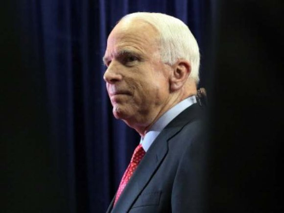 As Chairman of the Senate Armed Services Committee, McCain will hold the White House to account for what he sees ...