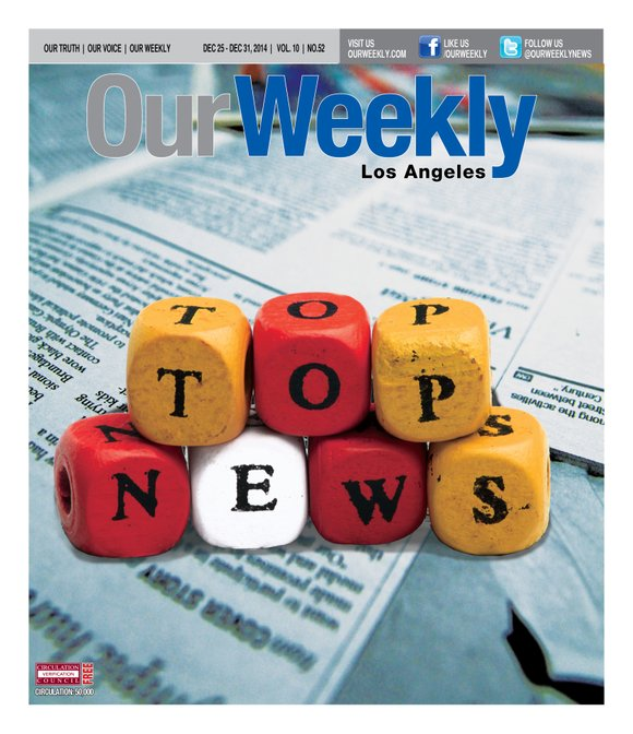 A few top stories of 2014 for Ourweekly