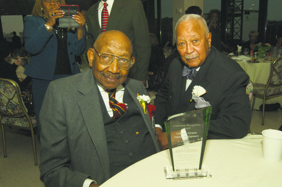 The Harlem Council of Elders held its community recognition awards at Melba's 125 in the Adam Clayton Powell Jr. State ...
