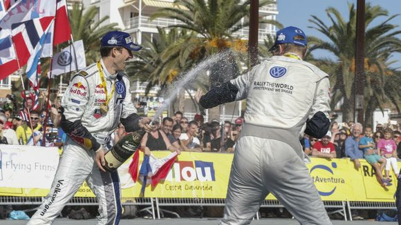 In the same way Mercedes dominated Formula One in 2014, Volkswagen wiped the floor with everyone in the World Rally ...