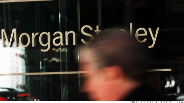 Morgan Stanley Insider Exposes Rich Clients Info Online
