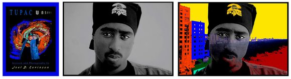 Upon meeting Tupac Shakur, Joel D. Levinson was greeted with unguarded enthusiasm and an open invitation to photograph him on ...