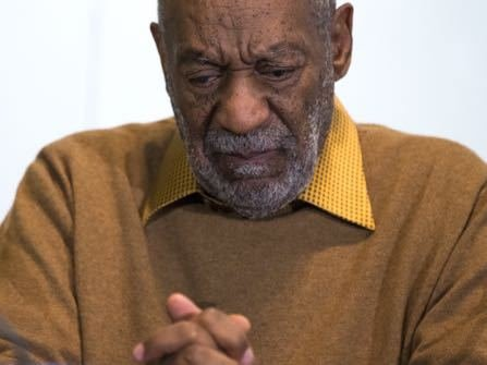 After the jury announced the guilty verdict on Thursday against Bill Cosby, the TV icon had an outburst in the ...