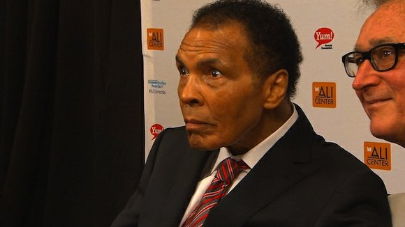 Muhammad Ali Enterprises is suing Fox Broadcasting Company after the network allegedly used the boxer's likeness without permission.