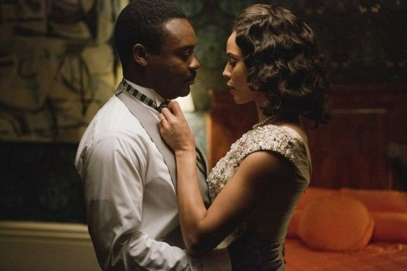 """The man who stars as the Rev. Martin Luther King Jr. in """"Selma"""" seems as divinely appointed to the role ..."""