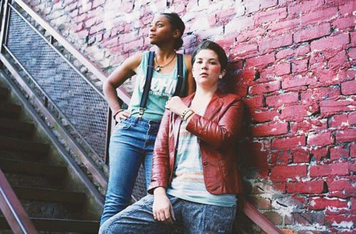 Portland's Neka & Kahlo, a bi-racial, female singer-rapper duo who makes spaced out, trap infused Hip-Hop and R&B music have ...