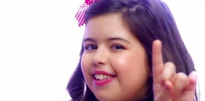 11 Year-Old Sophia Grace Is Rap's Hottest Star - YouTube