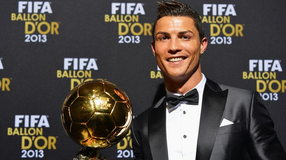 The 29-year-old was voted World Footballer of the Year ahead of the Argentina and Barcelona forward and German international and ...