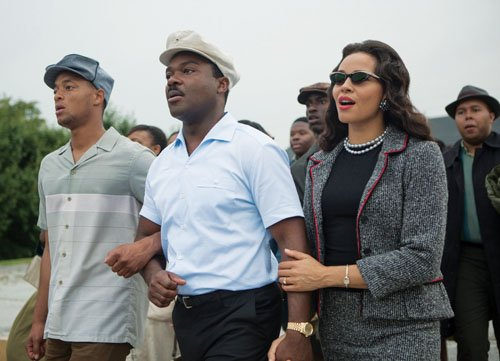 "What a treat, then, to watch ""Selma""—and by a treat, I mean that I was riveted and inspired, and that ..."