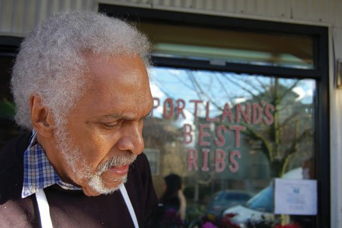 "Wayne Cannon takes pride in making sure his ""Portland style"" barbecue, Cannon's Rib Express, located at Northeast 33rd Avenue and Killingsworth Street, is the go-to spot for the best barbecue in town."