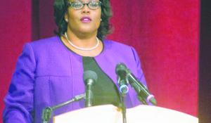 **FILE** D.C. Public Schools Chancellor Kaya Henderson