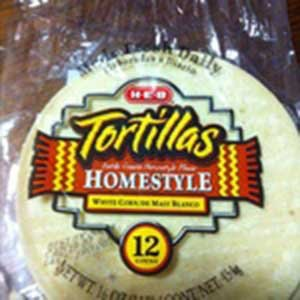 H-E-B has issued a voluntary and precautionary recall specifically for the H-E-B Homestyle White Corn Tortillas due to the possible ...