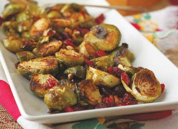 """Reluctant to embrace Brussels sprouts? """"I grew up eating them overcooked and thought they were horrible,"""" admits Judy Simon, RD, ..."""