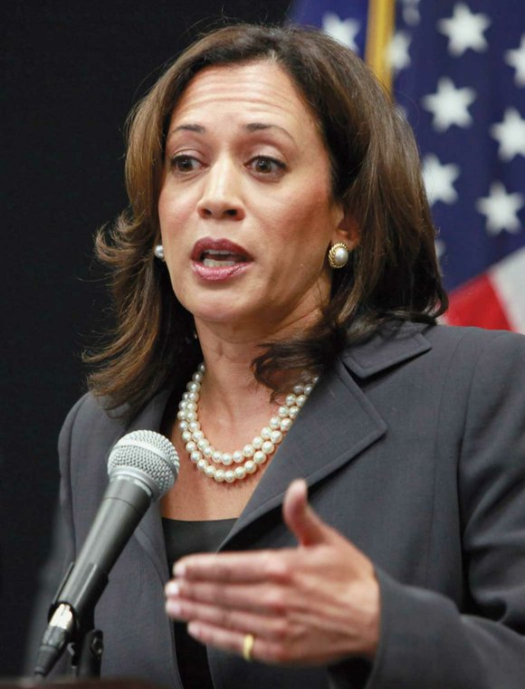 Attorney General Kamala Harris announced this week that she is running for the U.S. Senate seat being vacated by Barbara ...