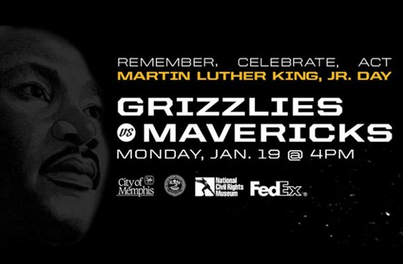 GRIZZLIES TO HONOR EARL MONROE, CHAUNCEY BILLUPS, JASON COLLINS AS PART OF 13TH ANNUAL MLK JR. CELEBRATION DAY ON JAN. ...