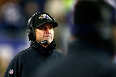 The Baltimore Ravens concluded the 2014 season with a loss to the New England Patriots in the Divisional Round of ...