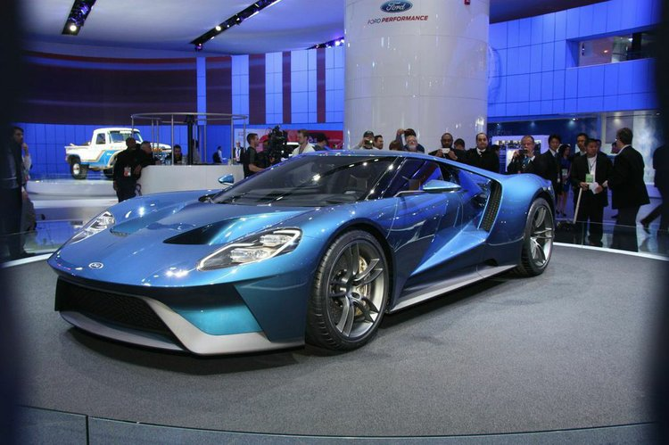 400 000 Gt To Be Most Expensive Ford Ever Houston Style Magazine
