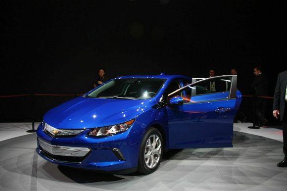 """The 2016 Chevrolet Volt provides our owners with a no-compromise electric driving experience,"" said Alan Batey, president of GM North ..."
