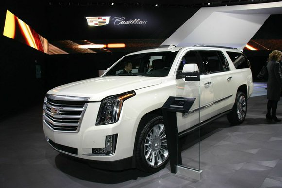 The fourth-generation Escalade has a new exterior design yet is instantly recognizable. Inside, cut-and-sewn materials and wood trim, chosen for ...