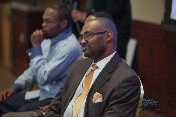 Joliet City Councilman Terry Morris