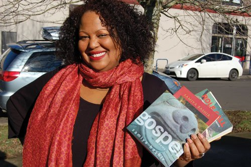 An accomplished author of black poetry and other books, Reed College Professor Samiya Bashir, is changing the narrative on what it means to be part of the black experience in Portland.