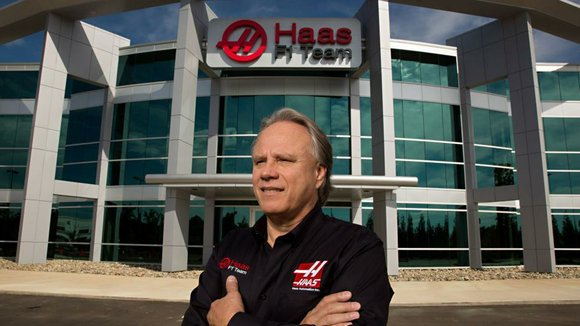 Haas reportedly has acquired the ailing backmarker's Banbury factory and some of its assets before his team's own Grand Prix ...