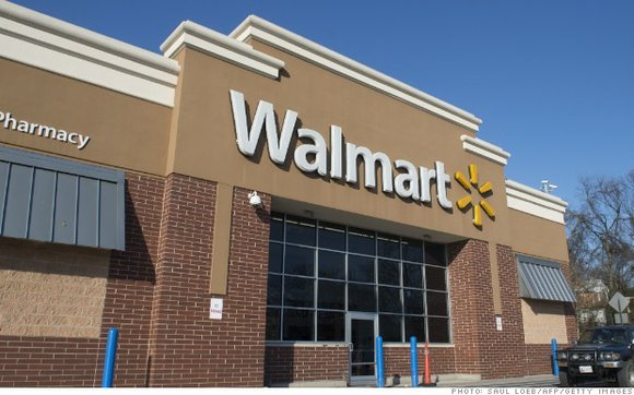 Walmart unexpectedly closed five stores last week for what it said were severe plumbing problems. That put 2,200 people out ...