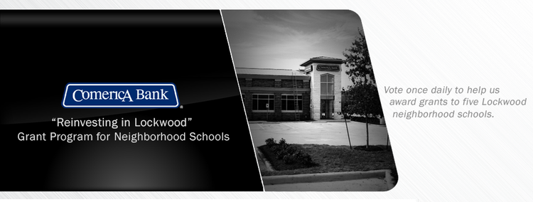 Comerica Bank Announces Online Voting: 5 Schools To Compete For