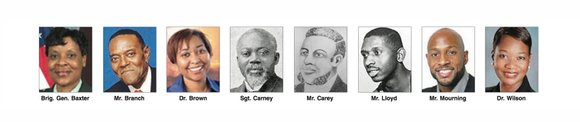The 2015 Strong Men and Women in Virginia History honorees include trailblazers and achievers in the Armed Forces, education, music, ...