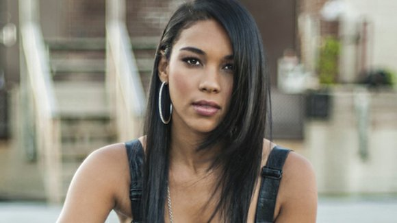 From Aaliyah to Storm, Alexandra Shipp ready for next role.